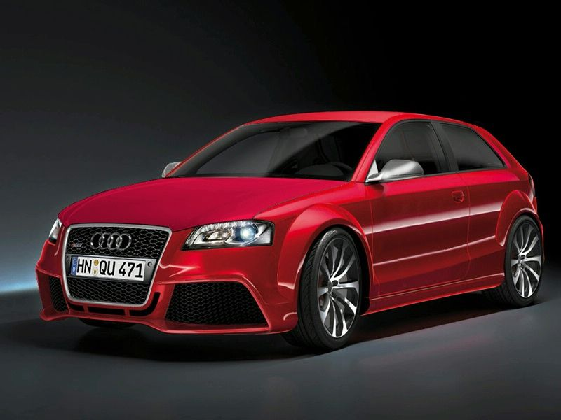 Viitorul Audi RS3 va avea 350 de cai putere