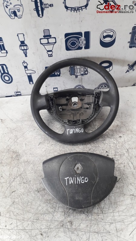 Imagine 985103168R Airbag volan Renault Twingo 2011 in Cosereni