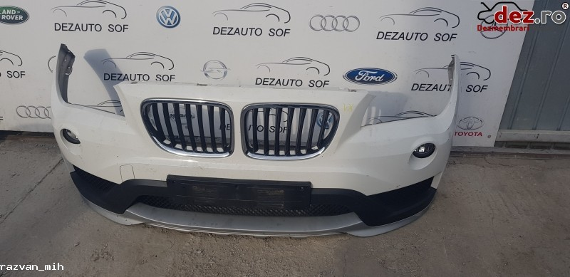 Imagine Bara fata BMW X1 E84 2014 in Bucuresti