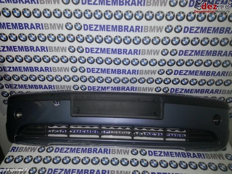 Imagine Bara protectie fata BMW Seria 3 1998 in Cosereni