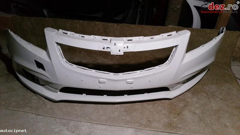 Imagine Bara protectie fata Chevrolet Cruze 2014 in Pitesti