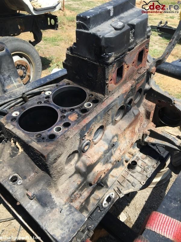 Imagine Bloc motor MAN in 4 si 6 pistoane Piese Camioane