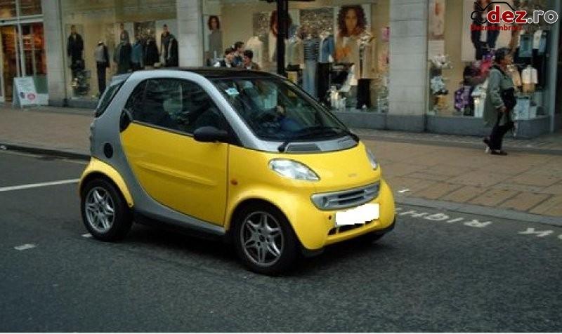 Imagine Bloc sigurante smart for two 2001 599cmc 33kw/44cp benzina Piese Auto