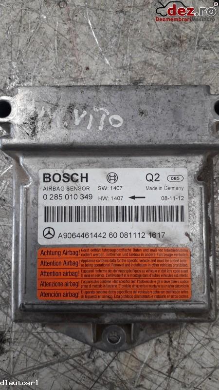 Imagine 0285010349,A906 Calculator airbag Mercedes Vito 2008 cod 0285010349 , A9064461442 in Cosereni