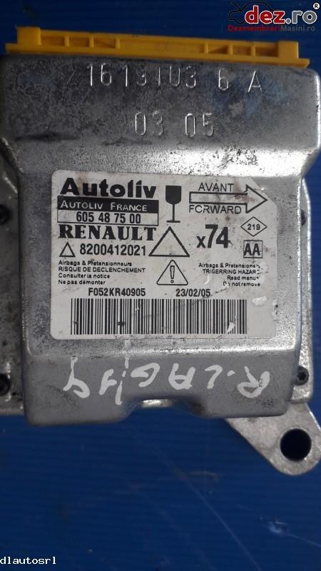 Imagine 8200412021 Calculator airbag Renault Laguna 2004 in Cosereni