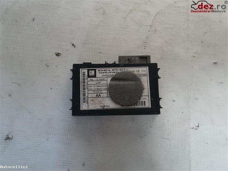 Imagine 454942368 Calculator confort Opel Vectra 2007 in Pantelimon