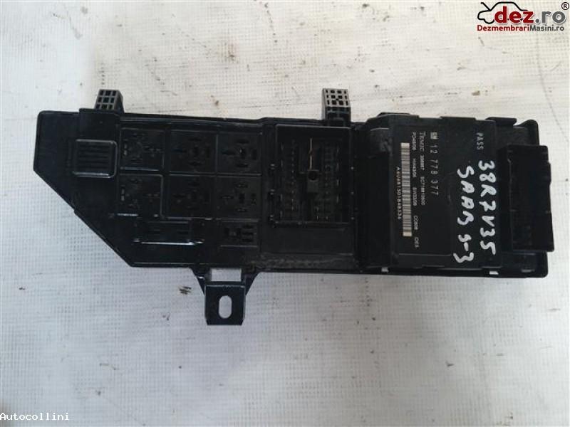 Imagine 12778377 Calculator confort Saab 9-3 2007 in Pantelimon