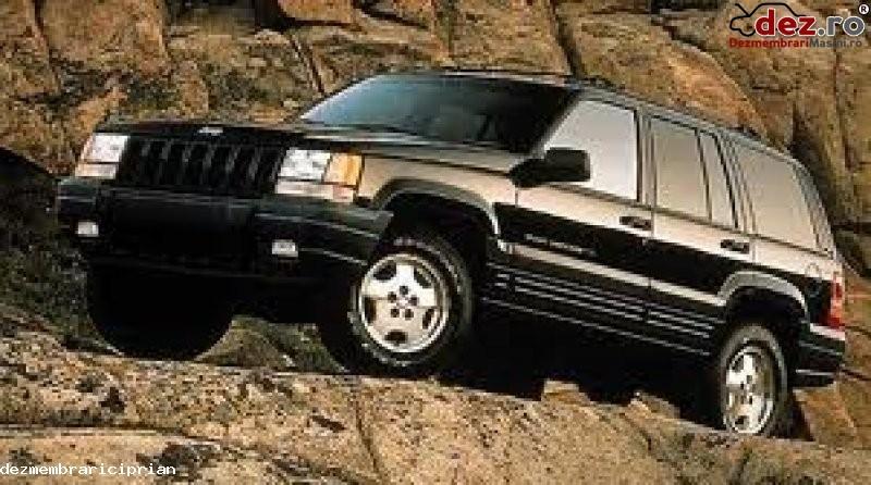 Imagine Capac rezervor jeep grand cherokee 5 2i v8 an 1997 in Pitesti