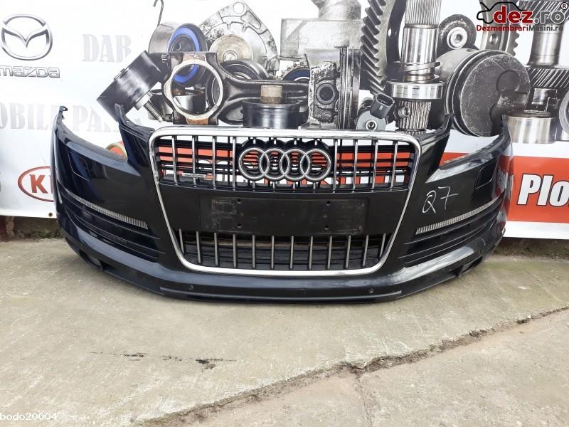 Imagine Fata Completa Audi Q7 in Ploiesti