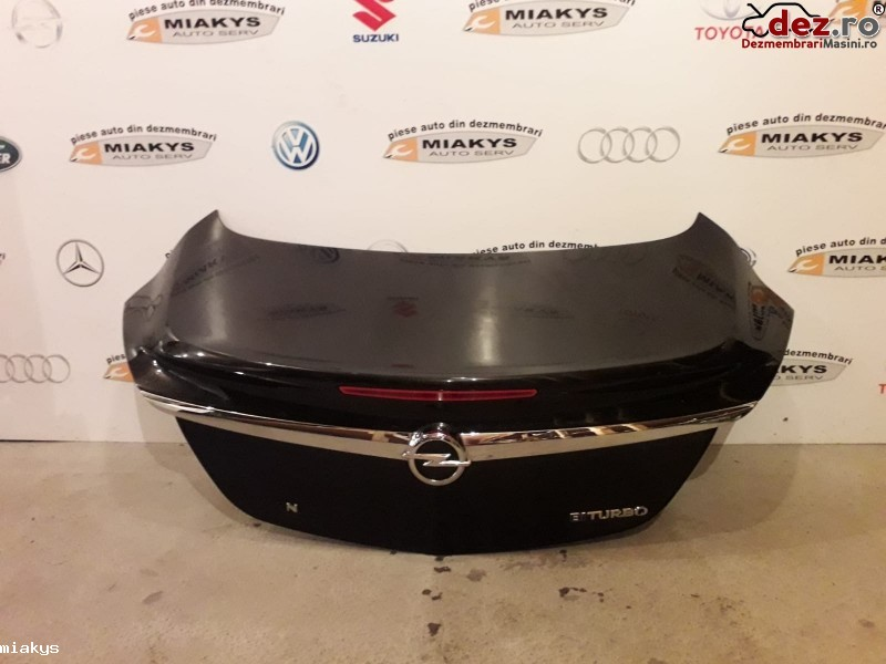 Imagine Capota spate Opel Insignia 2011 Piese Auto