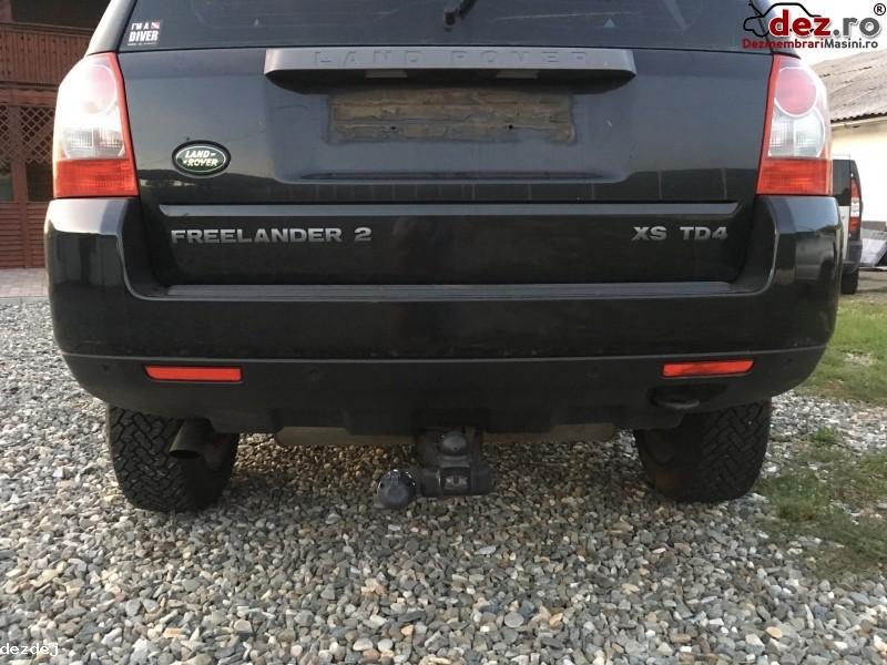 Imagine Carlig tractare Land Rover Freelander 2009 in Dej