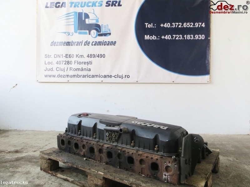 Chiuloasa Paccar pentru DAF XF 105 euro 5 FARA in Floresti