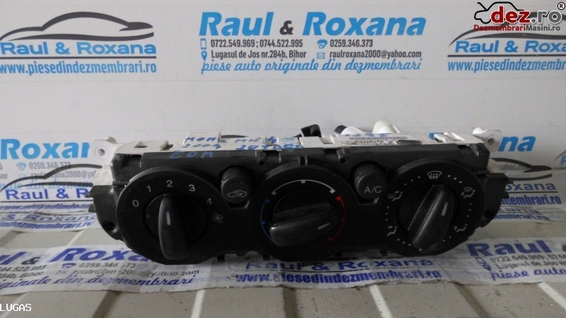 Imagine 6g9119980be Comenzi clima Ford S-Max 2011 in Oradea