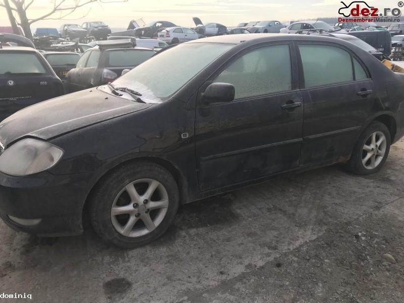 Imagine Dezmembrez Corolla 2002 Motor 1 6 16 Valve in Sulita
