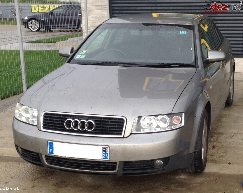 Imagine Dezmembram Audi A4 2002 2 0 Benzina Alt in Constanta