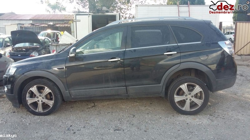 Imagine Dezmembram Chevrolet Captiva 2011 - 2014 in Bucuresti