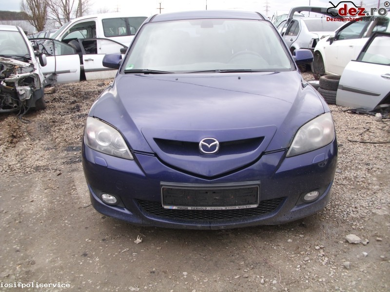 Imagine Dezmembram Mazda 3 Cu Motor 1 6 Diessel Piese Auto