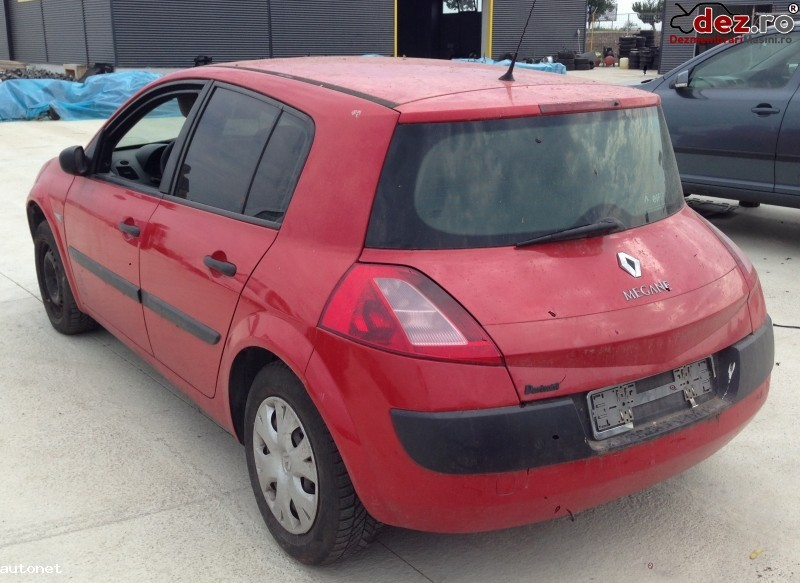 Imagine Dezmembram Renault Megane 1 5 Dci in Constanta