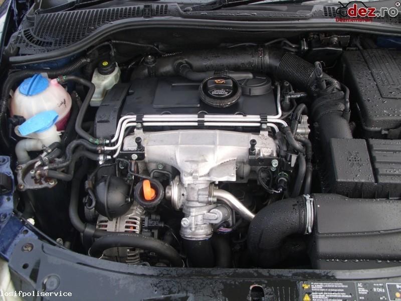 Imagine Dezmembram Skoda Octavia2 Cu Motor 2 0tdi Tip Mot Bkd in Orastie