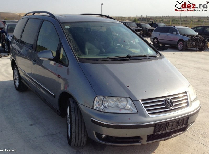 Imagine Dezmembram Volkswagen Sharan 2004 in Constanta