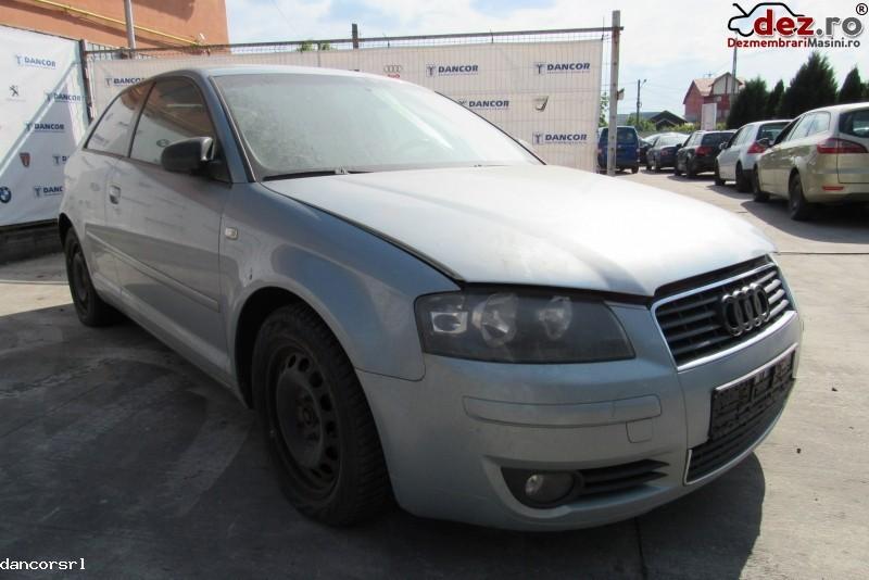 Imagine Dezmembrari Audi A3 2 0tdi Din 2004 140cp 103kw Tip Bkd E 4 in Ploiesti