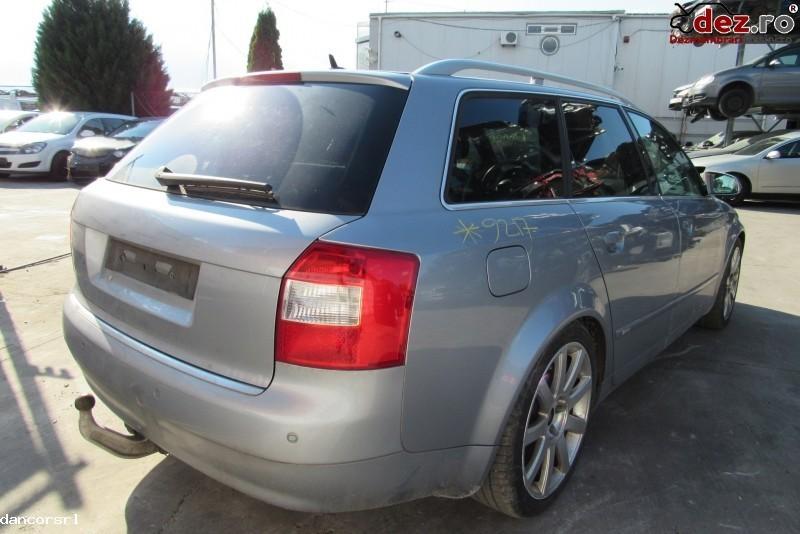 Imagine Dezmembrari Audi A4 2 5tdi Quattro 2003 180cp 132kw Tip Bdh E3 in Ploiesti