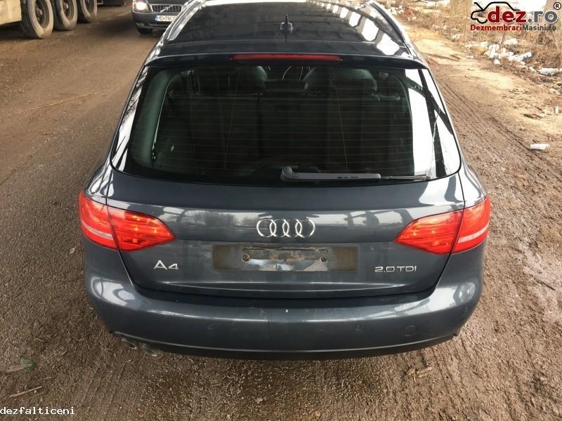 Imagine   Dezmembrez  Audi A4 B8 Break Berlina 2 0tdi Manuala Si Automata  in Suceava