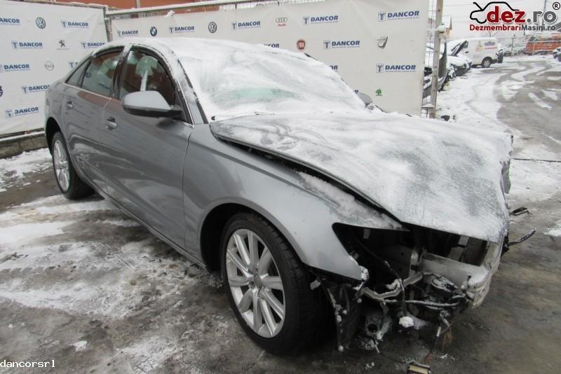Imagine Dezmembrez Audi A6 2 0tdi Din 2012 177cp 130kw Cglc Euro 5 Piese Auto
