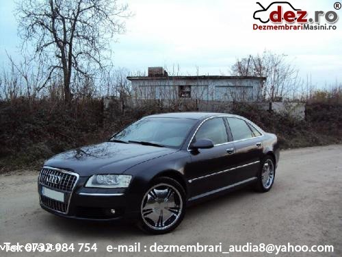 Imagine Dezmembrari Audi A8 3 0 / 4 0 / 4 2 Diesel/Benzina 2003-2009 in Popesti-Leordeni