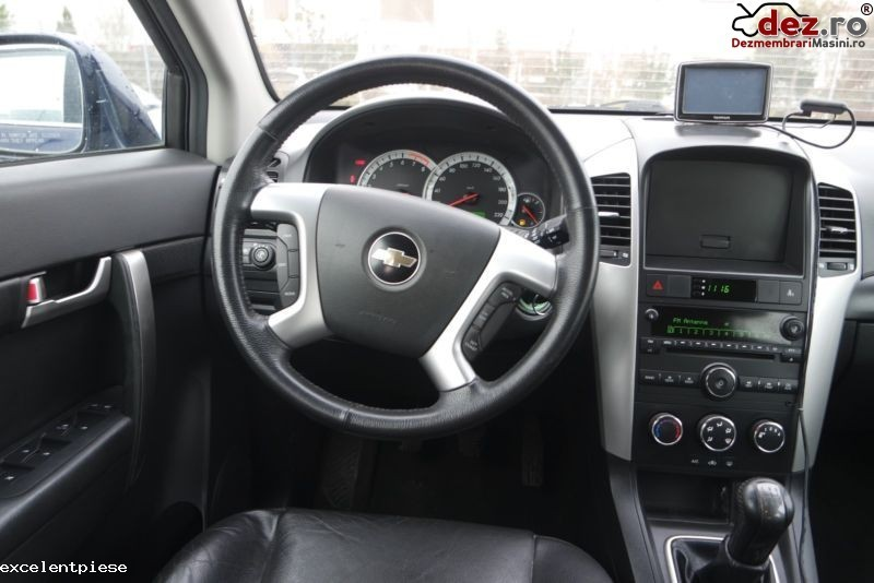 Imagine Dezmembrez Chevrolet Captiva 2 0vctdi Z20s Si Benzina in Bacau