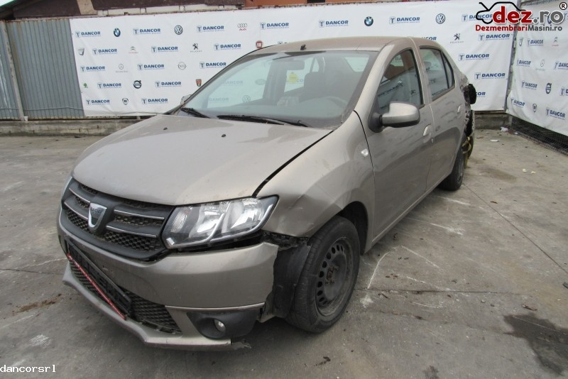 Imagine Dezmembrari Dacia Logan 0 9tce Din 2013 90cp 66kw H4b 400 E5 in Ploiesti