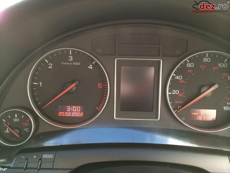 Imagine Dezmembrez Audi A4 An 2003 Motor 2500tdi in Curtea de Arges