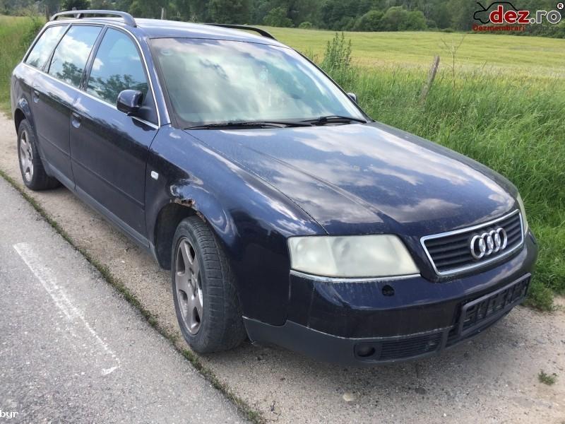 Imagine Dezmembrez Audi A6 An 2001 Motor Benzina Break in Curtea de Arges