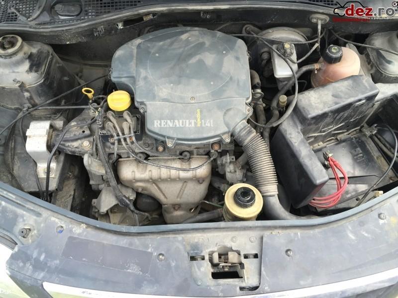 Imagine Dezmembrari Dacia Logan Berlina Verde Benzina in Curtea de Arges