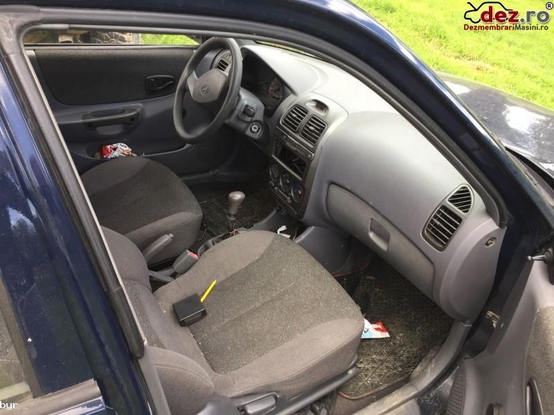 Imagine Dezmembrari Hyundai Accent 2001 1 4i Gpl in Curtea de Arges