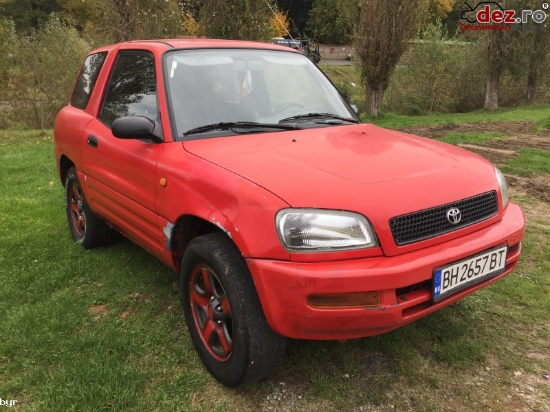 Imagine Dezmembrez Toyota Rav 4 An 1995 4x4 2 0i in Curtea de Arges