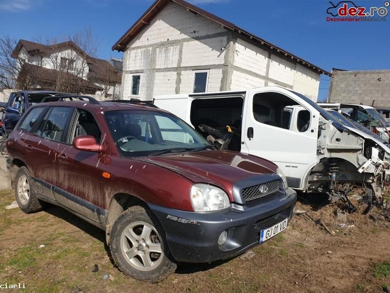 Imagine Dezmembrari Hyundai Santa Fe 2 0crdi D4ea in Craiova
