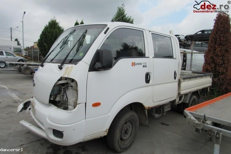 Imagine Dezmembrari Kia K 2500 2 5d Din 2007 94cp 69kw Tip D4bh E3 in Ploiesti