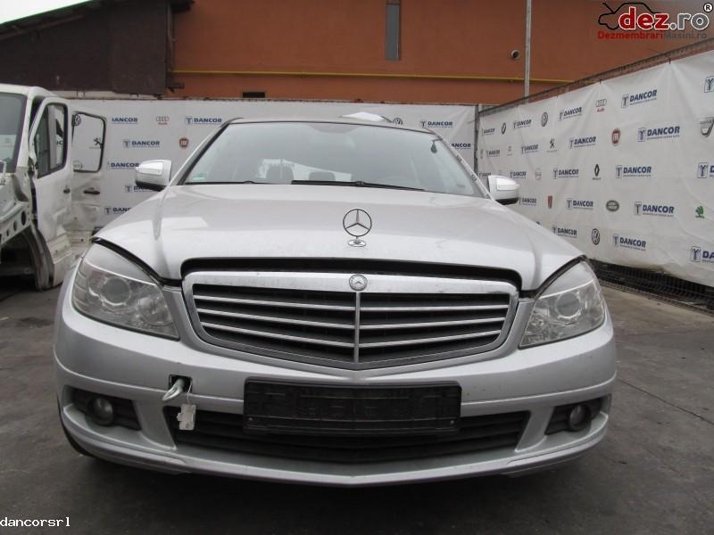 Imagine Dezmembrez Mercedes C220 2 2cdi 2007 170cp 125kw 646 811 E4 Piese Auto