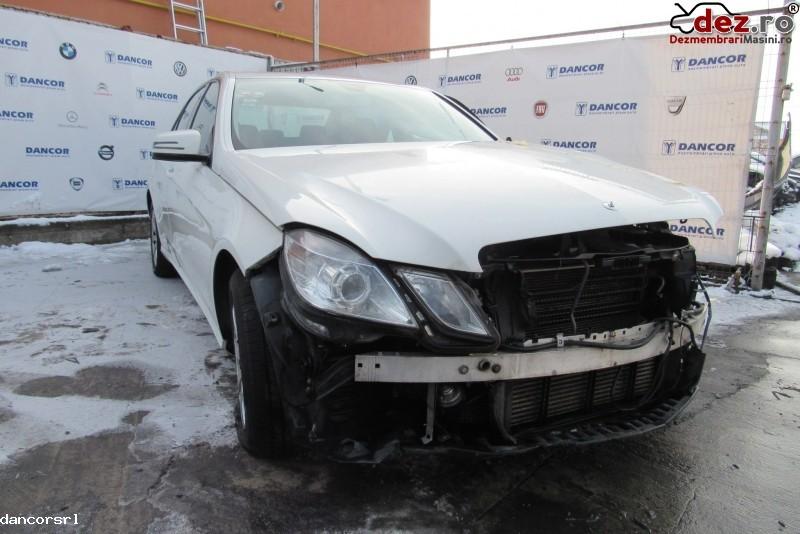 Imagine Dezmembrez Mercedes E200 2 2cdi 2012 136cp 100kw 651 925 E5 Piese Auto
