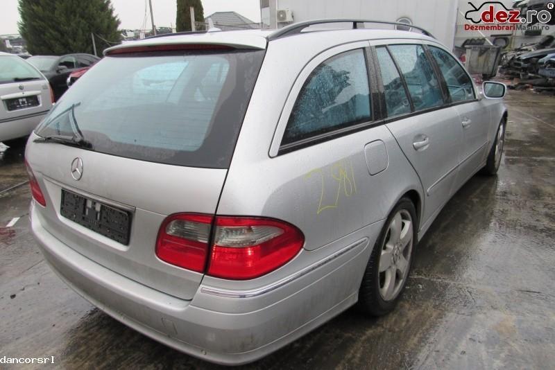 Imagine Dezmembrez Mercedes E220 2 2cdi 2008 177cp 125kw Tip 646 821 in Ploiesti
