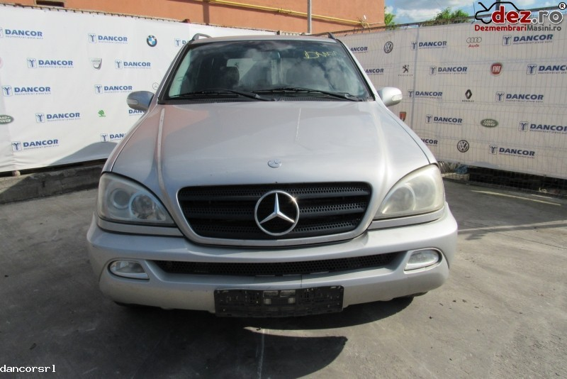 Imagine Dezmembrari Mercedes Ml270 2 7cdi 2002 163cp 120kw 612 923 in Ploiesti