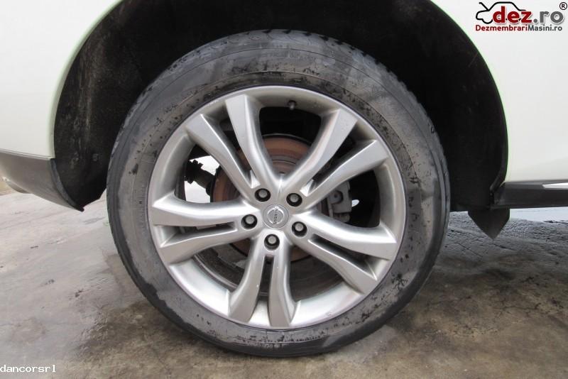 Imagine Dezmembrez Nissan Murano 2 5dci 2010 190cp 140kw Yd25ddti E5 in Ploiesti