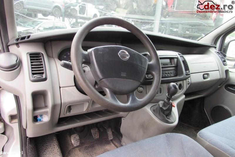 Imagine Dezmembrari Nissan Primastar 1 9dci 2005 100cp 74kw Tip F9q760 in Ploiesti