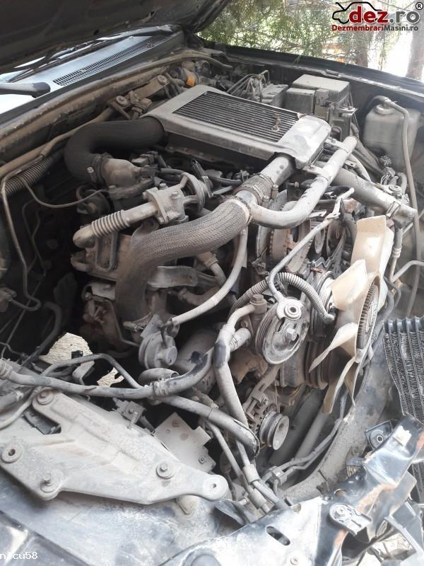 Imagine Dezmembrari Mitsubishi Pajero Motor 2 5 td in Ploiesti