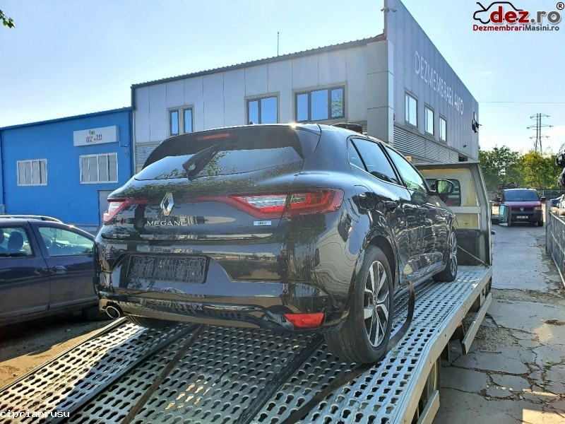 Imagine Dezmembrari Renault Megane 1 5dci An 2016 K9k in Vadu Pasii