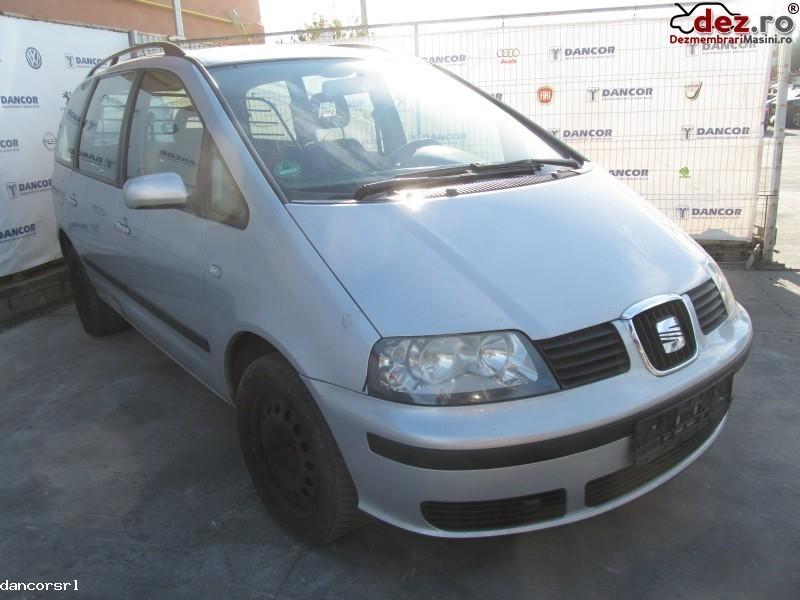Imagine Dezmembrez Seat Alhambra 1 9tdi Din 2001 115cp 85kw Auy E3 in Ploiesti