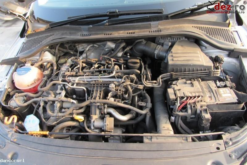 Imagine Dezmembrari Seat Toledo 1 6tdi Din 2013 105cp 77kw Cayc E5 in Ploiesti
