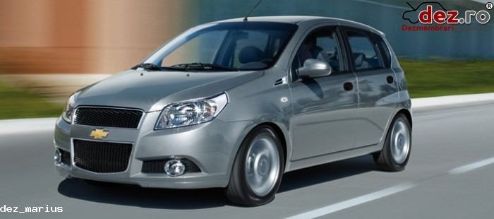 Imagine Dezmembrez Chevrolet Aveo Hatchback Facelift in Bucuresti