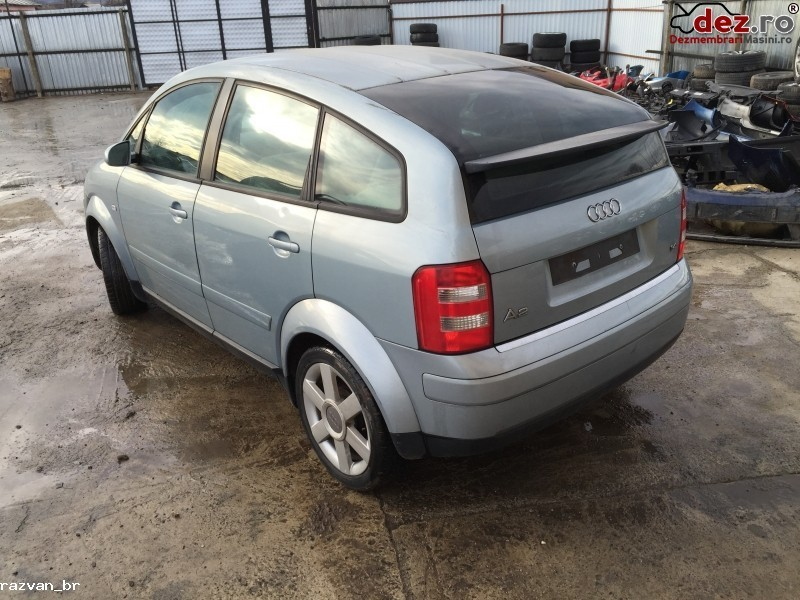 Imagine Dezmembrez Audi A2 2003 1 4tdi in Falticeni